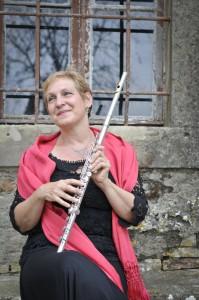 Laura Glibert, co director, Electric Earth Music