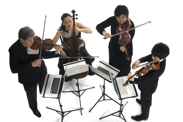 The Borromeo Quartet